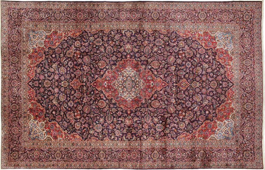 Keshan carpet 563x353