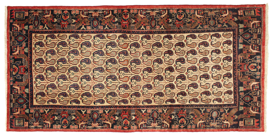 Zanjan Patina carpet 205x100