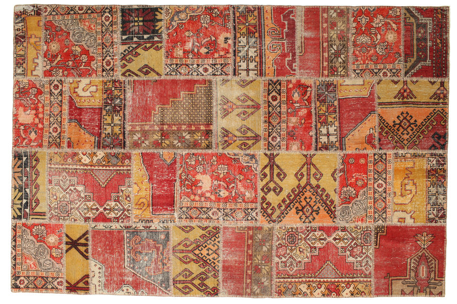 Patchwork carpet 298x200