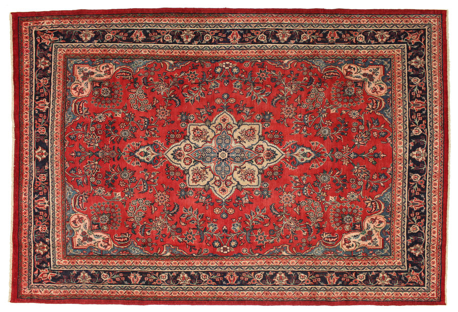 Hamadan Patina carpet 305x207