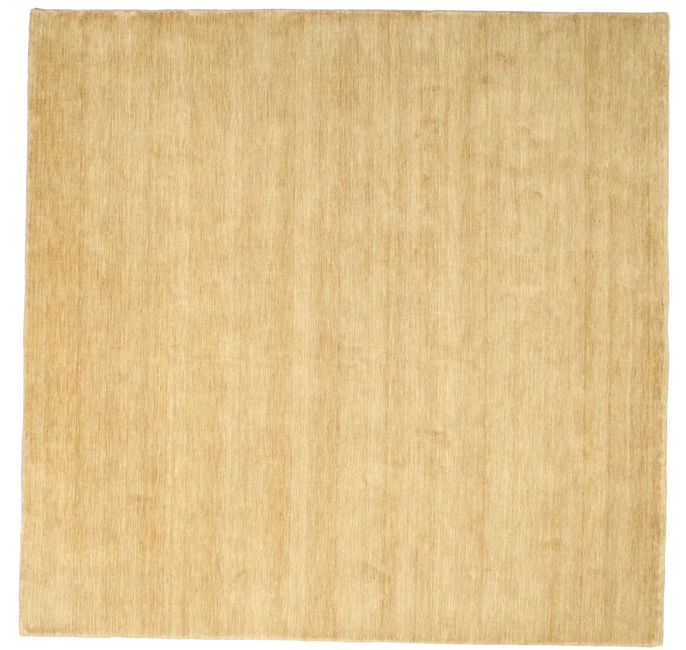 Handloom - Beige carpet 250x250