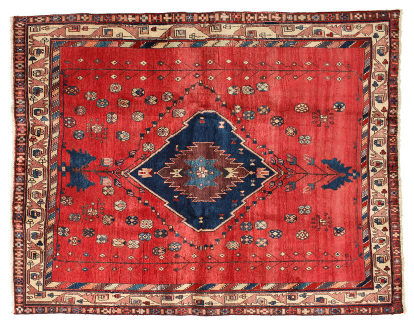 Afshar carpet 184x145
