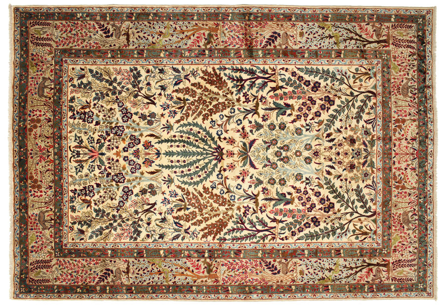 Yazd pictorial carpet 410x290