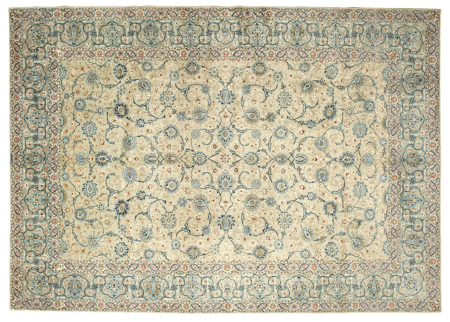 Keshan signed: Arijai carpet 469x330