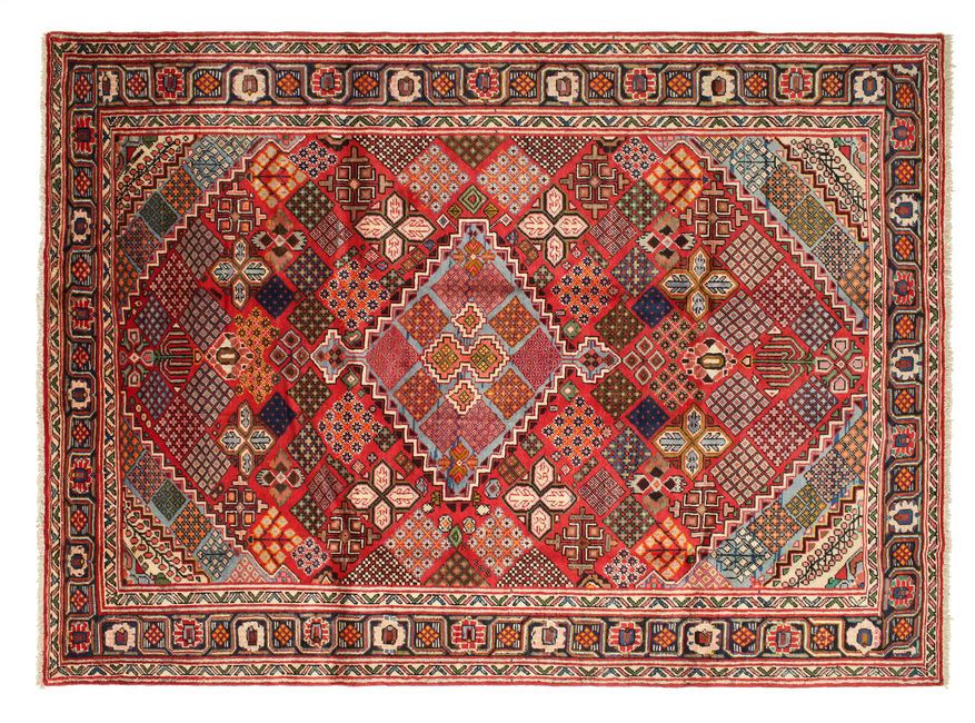 Bakhtiari carpet 295x212