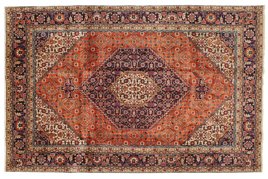 Tabriz carpet 305x198