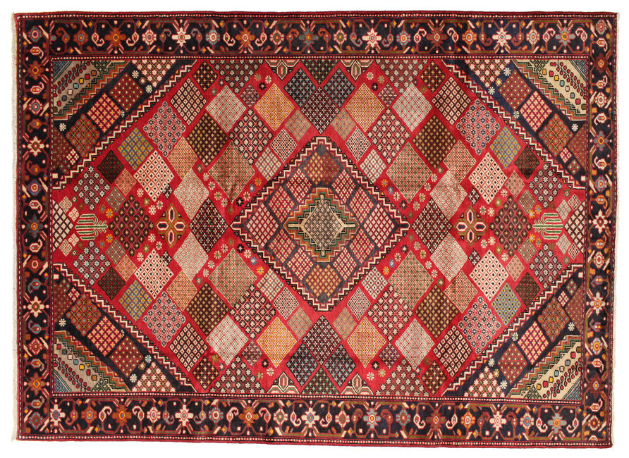 Bakhtiari carpet 293x207