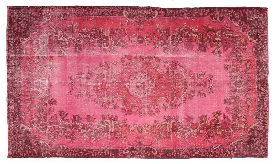Colored Vintage carpet 300x172