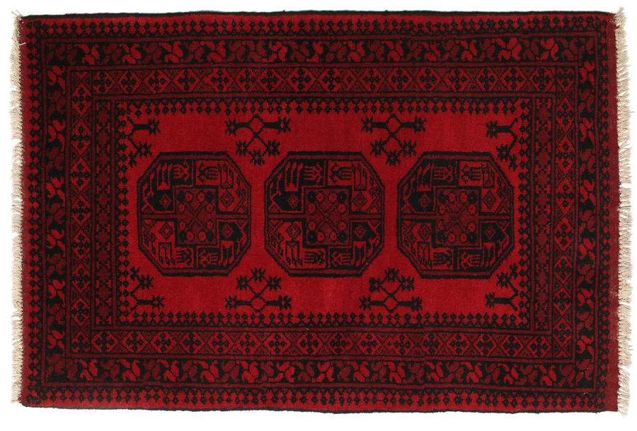 Afghan carpet 143x95