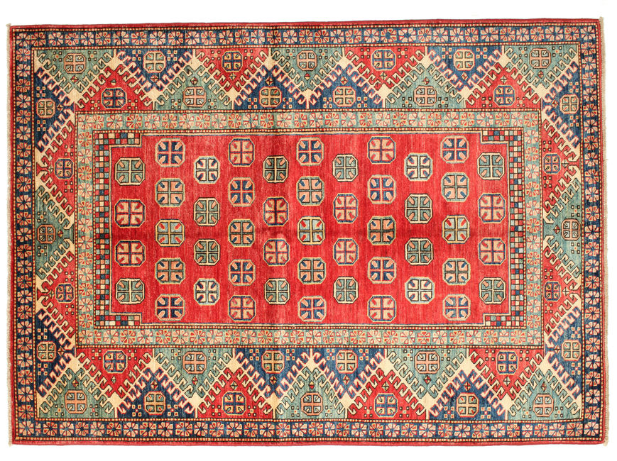 Kazak carpet 198x140