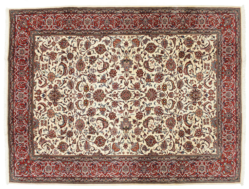 Sarouk Sherkat Farsh carpet 278x210