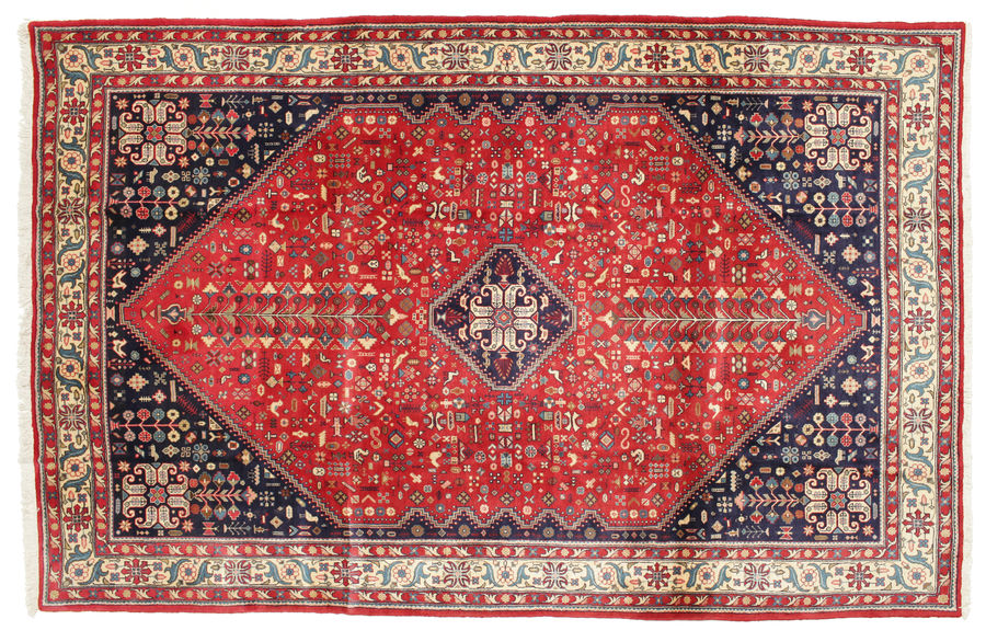 Abadeh carpet 317x203