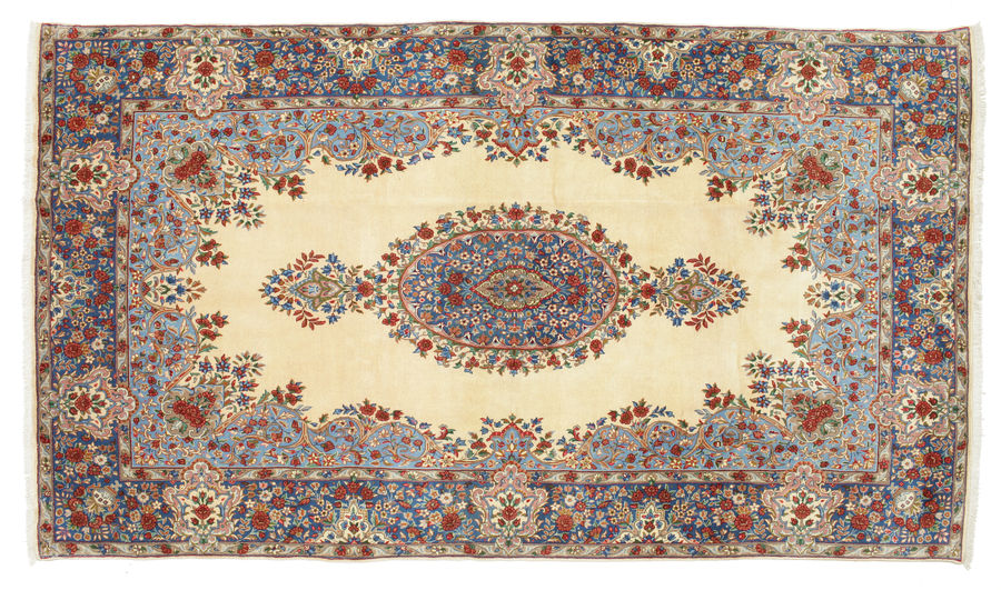 Kerman Sherkat Farsh carpet 325x185