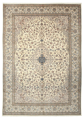 Nain 6La signed: Habibian carpet 440x305