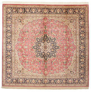 Qum silk carpet 248x237