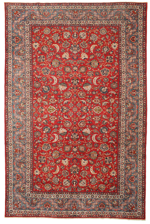 Isfahan Patina carpet 527x347