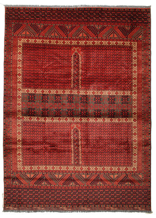 Afghan Hatchlou carpet 346x252