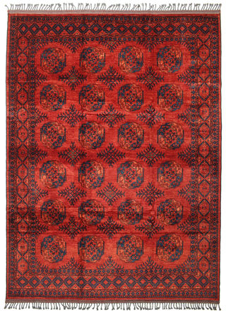 Afghan Arsali carpet 350x262