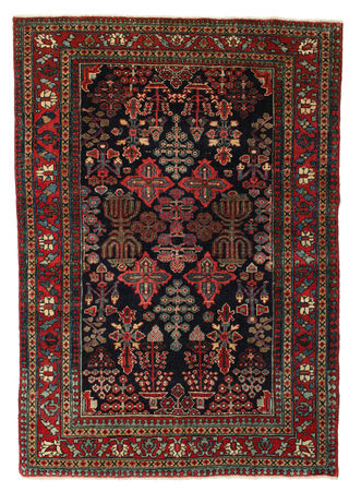 Hamadan Patina carpet 185x128