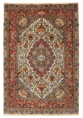 Kashmar pictorial carpet 300x202