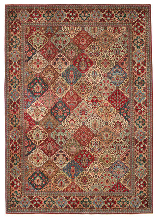 Tabriz Patina carpet 351x250