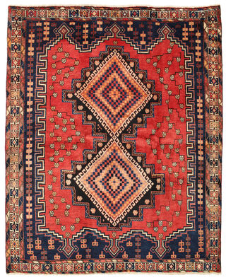Afshar carpet 209x167