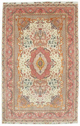 Tabriz 50 Raj with silk signed: Amiri carpet VEXN30