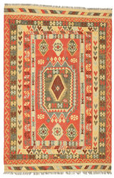 Alfombra Kilim Afghan Old style VEXZE55