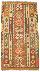 Alfombra Kilim Afghan Old style VEXZE124