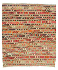 Kilim semi antique Turkey carpet XCGS280