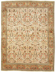 Tabriz pictorial carpet EXZO1354