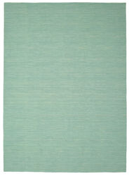 Kilim loom - Mint Green carpet CVD8677