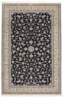 Nain 6La signed: Habibian carpet RHC4