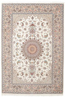 Isfahan silk warp signed: Enteshari carpet RHP542