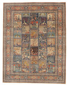 Kashmar Patina pictorial carpet EXO129