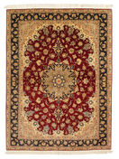 Tabriz 50 Raj with silk carpet VAZZU78