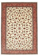 Tabriz 50 Raj with silk signed: Faraji carpet VAZZU36