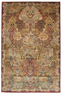 Kashmar pictorial carpet EXN281