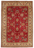 Tabriz Patina signed: Sahlavi carpet EXT59