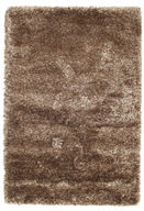 Berber style Shaggy - Chocolate carpet RVD5589