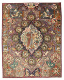 Kashmar pictorial signed: Ghorbazade carpet BPJ65