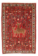 Abadeh pictorial carpet BPJ56