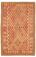 Kelim Afghan Old style Teppich SER382