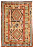 Kelim Afghan Old style matta SER349