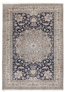 Nain 6La signed: Habibian carpet J104