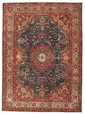 Kashmar Patina signed: Rasulizadeh carpet EXE145