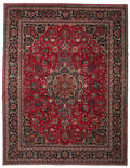 Mashad Patina signed: Sirjan carpet EXG152