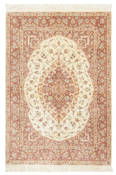 Qum silk signed: Qum Armi carpet RZZK163