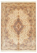 Qum silk signed: Armi carpet RZZK178
