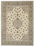 Keshan Patina signed: Rezai carpet EXO116